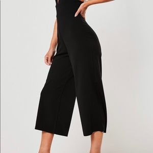 Missguided Other - Wide leg jumpsuit